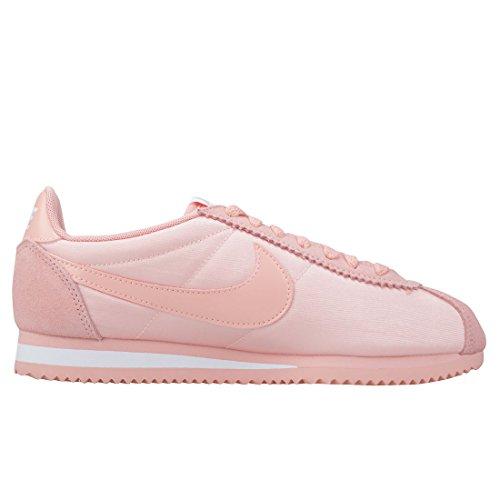 Nike Zapatilla Cortez Rosa 749864 MILITARY BLUE/ATOMIC MANGO