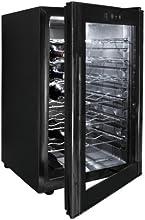 Lacor 69175 - Armario vino black line 28 botellas 10-1