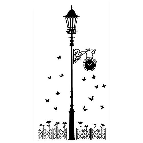 winhappyhome-butterflies-street-lights-wall-decalcomanies-pour-bedchamber-salle-de-sejour-background