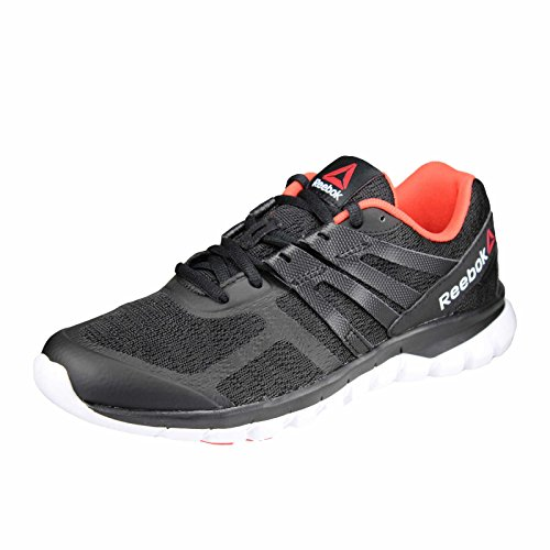 Reebok SUBLITE XT CUSHION MT Chaussures de fitness Femmes black-laserred-white-flatgrey
