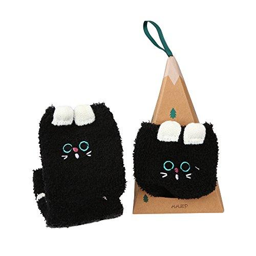 Shineshae Unisex Kinder Bunte Weihnachten Socken Bequem Tier Motive Stricken Socke Warm Kaschmir Verdicken Weihnachtssocken Weihnachten Festlicher Socke -