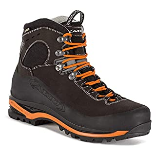 AKU Superalp GTX Shoes Men Grey/Brown Shoe Size EU 43 2019