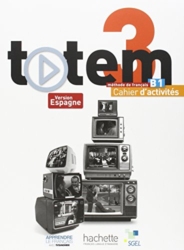 Totem B1. Cahier D'exercices (+ CD)