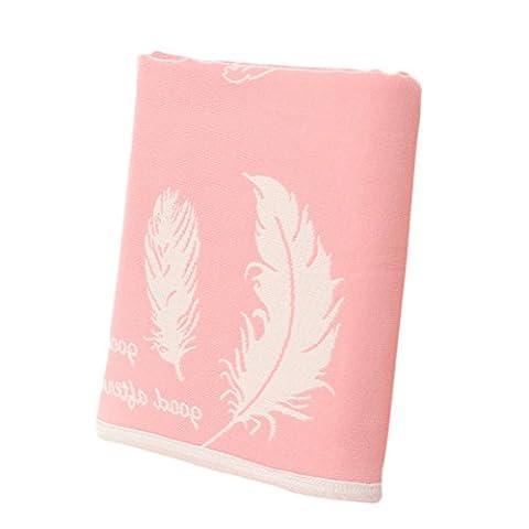 Sweetds Weich und Flauschig Luxus Baumwolle Warm Baby Badetuch Baby Decke (Jahreszeit Stroller Abdeckung)