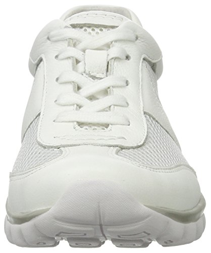 Gabor Rollingsoft, Sneakers Basses Femme Blanc (weiss 50)