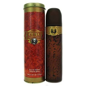 Fragluxe Cuba Gold by Eau De Toilette Spray 3.4 oz/100 ml (Men)