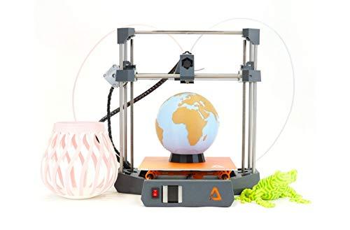 Imprimante 3D Disco Ultimate Bi-Couleur en kit par DAGOMA | A Monter soi-même, Facile à Utiliser, Compatible avec Tout Type de Filament PLA 1.75mm - Fabriquée en France