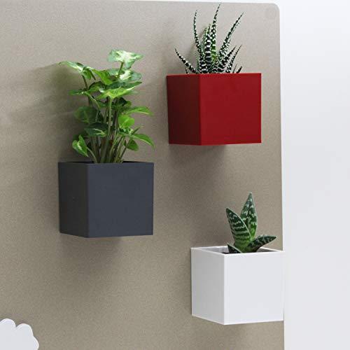 resina ABS KalaMitica Juego de 3 cubos magn/éticos