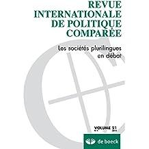 Revue Internationale de Politique Comparée 2014/4