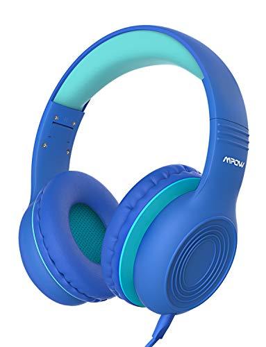 Mpow CH6 Auriculares para niños, Volumen Limitado en el oído Auriculares para...