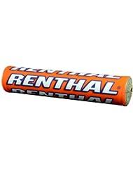 Espuma de manillar Renthal naranja/azul 245mm