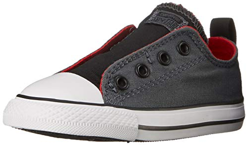 Converse Kids' Chuck Taylor All Star Core Slip (Infant/Toddler) - Chuck Taylor Slip