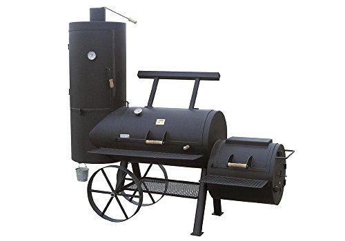 Joe's Barbeque Smoker 24″ Chuckwagon Catering