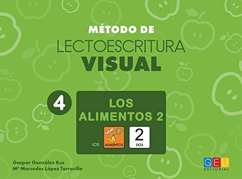 Método de Lectoescritura visual 4 - Los alimentos 2