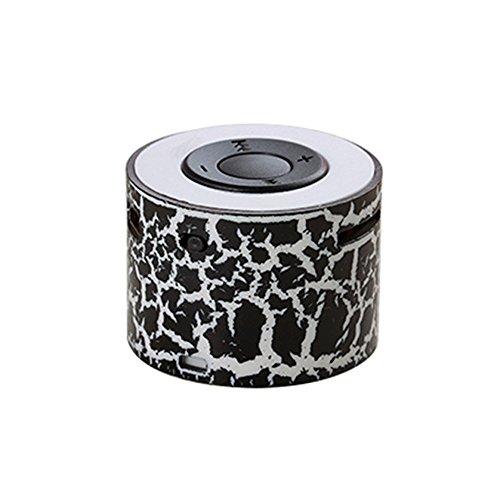 OSYARD MP3 Player,Musik Player,Tragbare Mini Stereo Basslautsprecher Music Player Touch-Taste Drahtloser TF-Lautsprecherfür Party Outdoors Benutzen,Unterstützt Micro SD TF-Karten (Mp3-player Ssd)