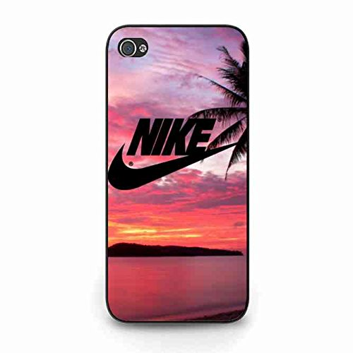 Bling Pattern Nike Pattern Phone coque Cover,iPhone 5C Pink Series coque
