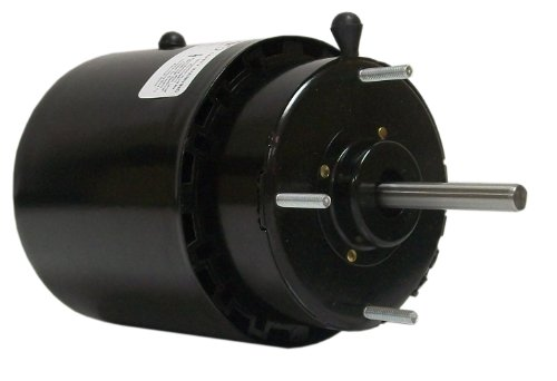Fasco D226 3.3-Inch Self Cooled Motor, 1/20 HP, 115 Volts, 1500 RPM, 1 Speed, 1.6 Amps, Totally Enclosed, CWSE Rotation, Ball Bearing by Fasco -