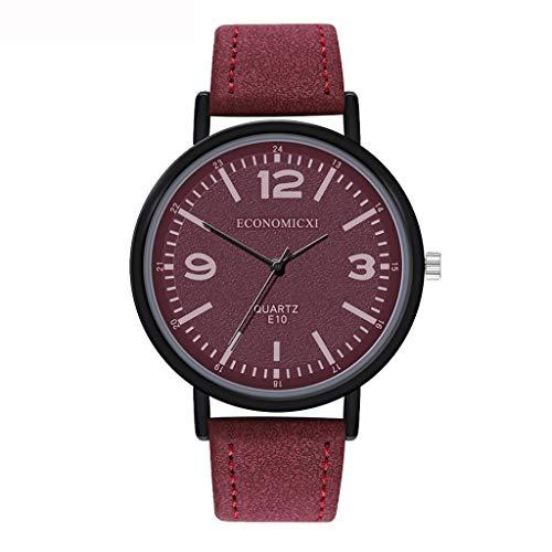 friendGG Quarz-Analoge Armbanduhr Der Luxusart- Und Weisefrauen Kristall Neu Damen Uhr Uhren Watch Casual üBerwachung Analoge Uhrenarmband Armbanduhren