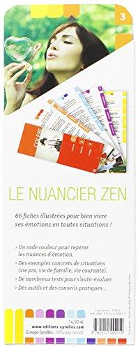 J'ai décidé d'être zen : Et bien dans mes émotions, 66 fiches illustrées pour bien vivre ses émotions en toutes situations !