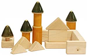 Baby building blocks - Wooden Toy