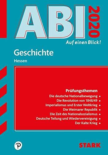 STARK Abi - auf einen Blick! Geschichte Hessen 2020