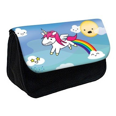 Youdesign - Trousse à Crayons/ Maquillage licorne ref 302 - Ref: 302