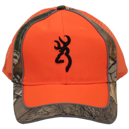 Browning Polson Casquette Mixte Adulte, Orange, Taille Unique