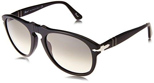 Persol Unisex Aviator Sonnenbrille Mod. 0649 Sole, Gr. 54 mm, 95/32