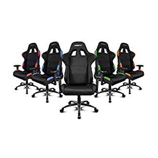Drift DR100 – DR100B – Silla Gaming, Color Negro