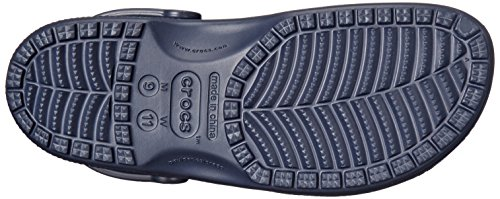 crocs Unisex-Erwachsene Classic Sandal Blau (Navy)