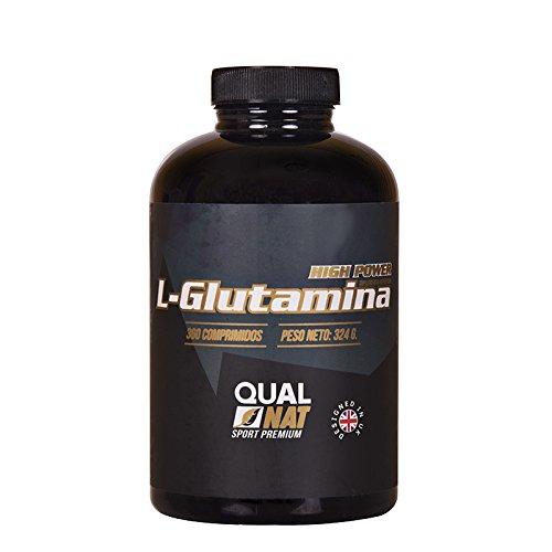 GLUTAMINA, aminoácido, L Glutamina aumenta la resistencia, masa muscu