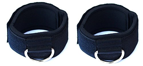 neoprene-padded-small-velcro-ankle-strap-for-multi-gym-cable-attachments-s-size-1-pair
