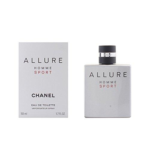 Allure Homme Sport Eau De Toilette Spray - 50ml/1.7oz -