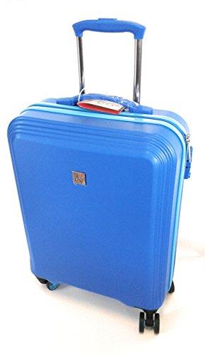 Roncato – Maleta  azul turquesa