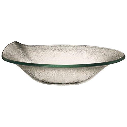 Villeroy & Boch Cera Glas Antipasti-/Dessertschale, tief, rund, 21 cm