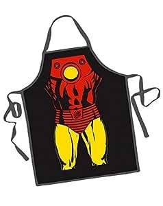 Unisex-Adulte - Official - Iron Man - Tablier