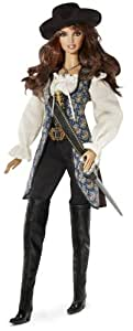 Barbie Pirates of the Caribbean: Angelica Doll