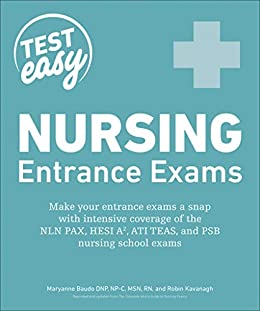 Nursing Entrance Exams (test Easy) por Maryanne Baudo epub