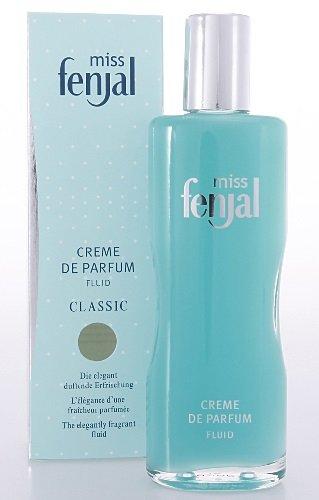 3x 100ml FENJAL - miss fenjal Creme de Parfum, Body Lotion, 3x100ml