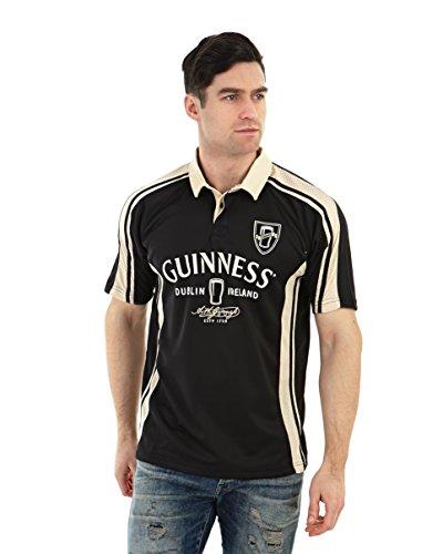 Arthur Guinness® Unterschrift Performance Rugby-Jersey (Guinness Rugby)