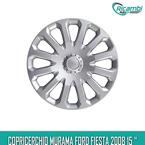 Murama Fiesta 2008 Copricerchio Coppa Ruota 15' cod. 5817/5