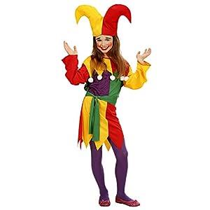 WIDMANN Jolly jester medium age 8-10 (disfraz)