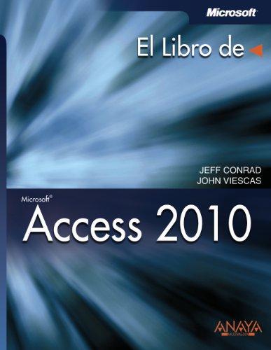 Access 2010 (El Libro De)
