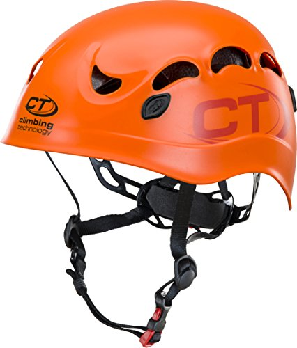 Climbing Technology Venus Plus, Helm Unisex Erwachsene, Unisex - Erwachsene, Venus Plus, Arancione