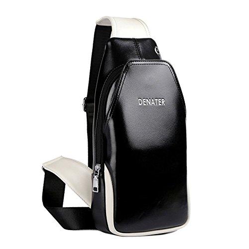 nine-cif-unisex-pu-leather-chest-sling-bag-one-shoulder-backpacks-for-hiking-or-multipurpose-daypack