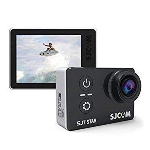 SJCAM SJ7 Star - 4K 30fps Ultra HD Waterproof Action Camera