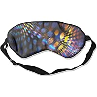 Sleep Eye Mask Dazzling Light Lightweight Soft Blindfold Adjustable Head Strap Eyeshade Travel Eyepatch preisvergleich bei billige-tabletten.eu
