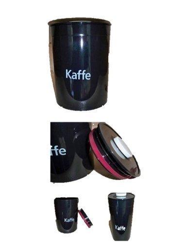 Vorratsdose Frischhaltedose Kaffeedose Teedose 2,0 l mit Aromaschutz