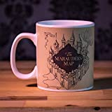 Harry Potter Wärme ändern Becher - Marauder's Map