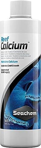 Reef Calcium 250ml–Nahrungsergänzungsmittel von Fußball für Aquarium (Konzentrat Reef)